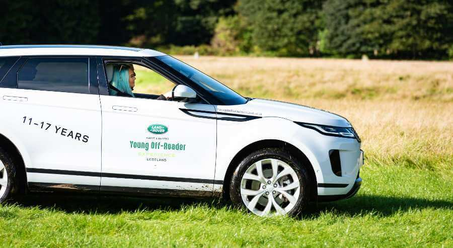 Junior off-road driving programme