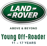 Junior Land Rover Preloader Logo